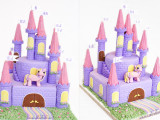 My little pony, my little pony cake, my little pony kake, kake slott, bursdag
